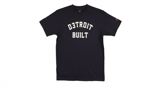 SSUR x Shady Records - Detroit Built T-Shirt (Black)