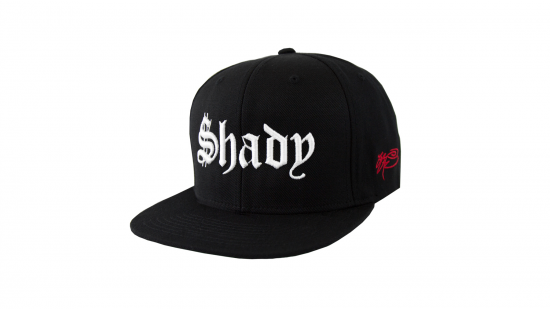 SSUR x Shady Records - Old English Snapback