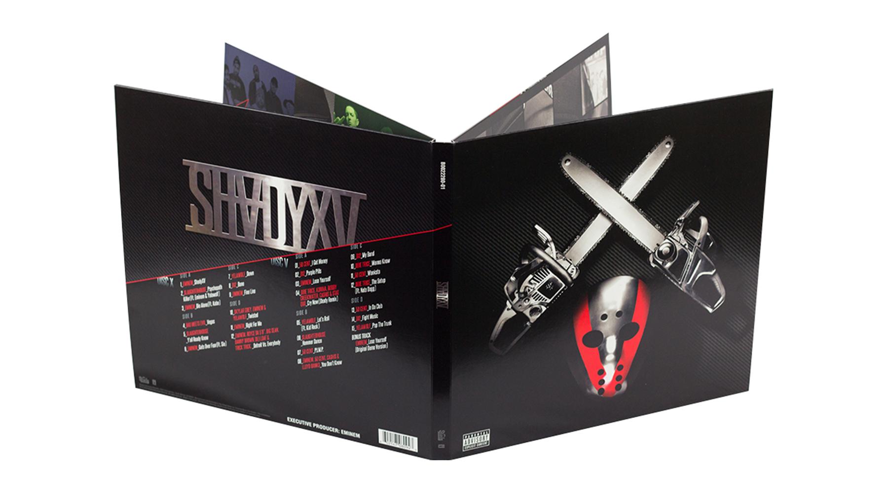 Shadyxv на виниле уже доступен Www Eminem Pro