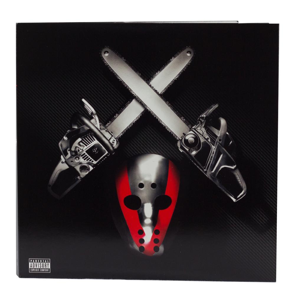 ShadyXV Vinyl Front Cover B