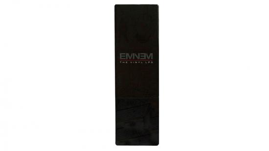 Eminem Vinyl Box Set Spine-Closed
