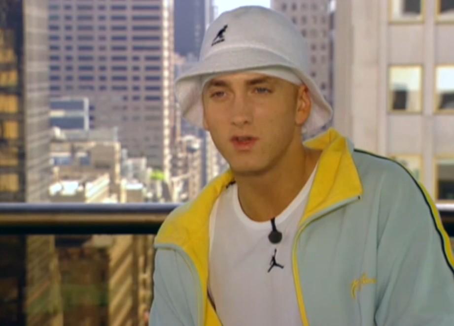 MTV News: Eminem о своей дочери Хейли