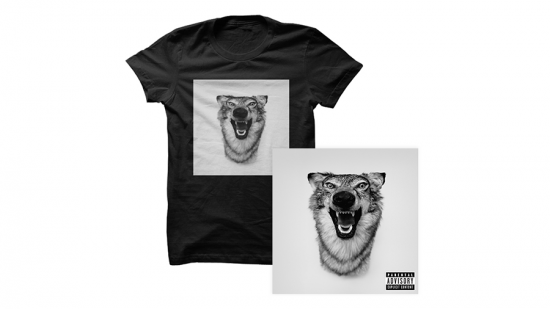 Love Story Pre-Order Bundle — CD + Tee