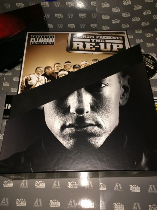 Eminem The Vinyl LPs 2015