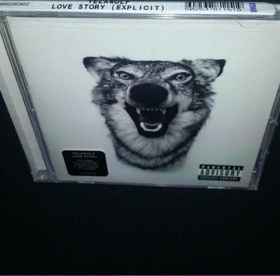 Yelawolf Love Story CD 6