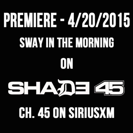 Премьера коллаборации Tech N9ne и Эминема состоится на шоу «Sway In The Morning»