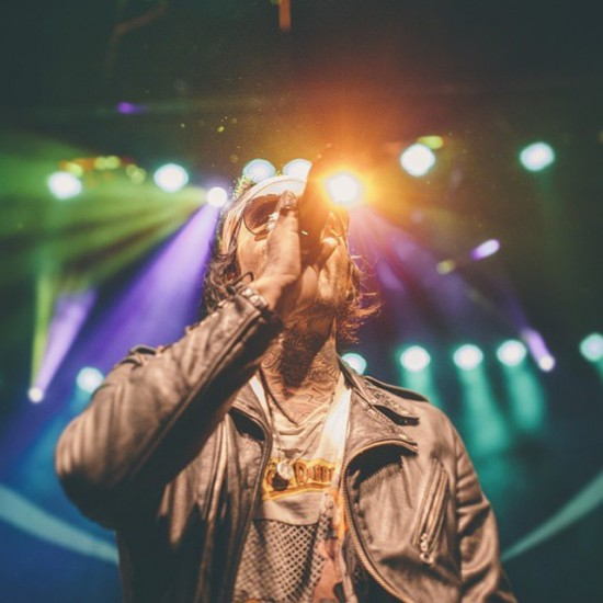 "Yelawolf Live at Town Ballroom, Buffalo, NY 5/14/2015 ""Love Story Tour: Chapter One"""
