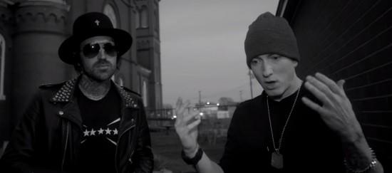 Eminem и Yelawolf продолжают рассказывать о «Love Story»