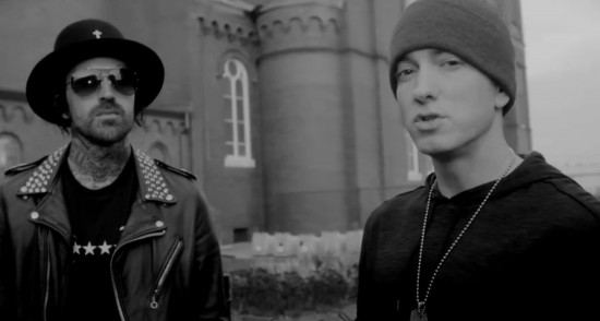 Eminem и Yelawolf рассказывают о треке «Best Friend»