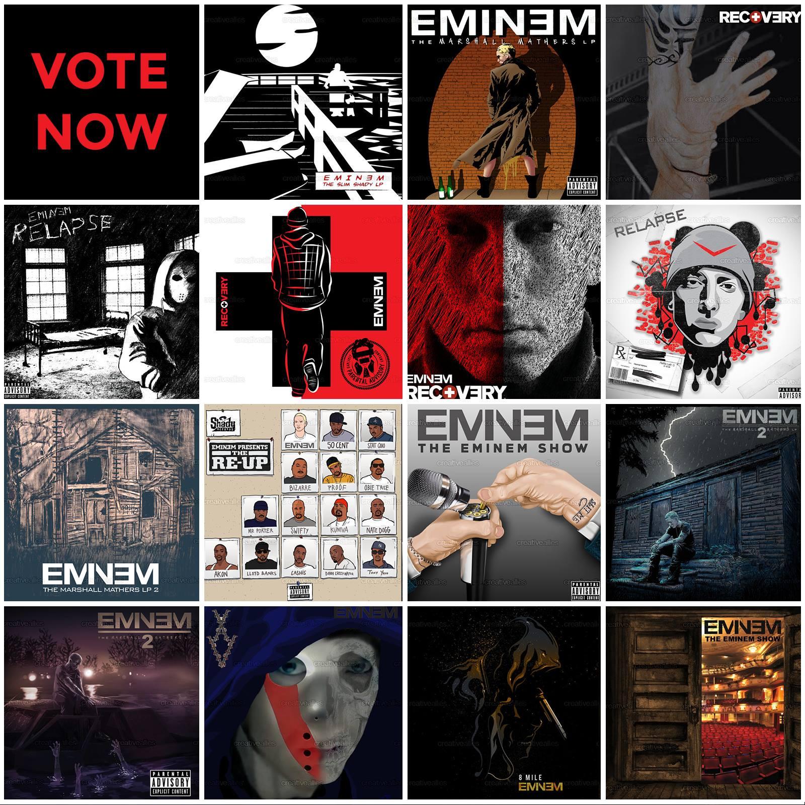 2015.05.20 - Eminem CreativeAllies