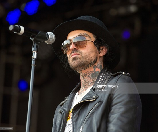 Love Story Tour: Yelawolf May 15, 2015 in Columbus, Ohio. Rock on the Range 2015