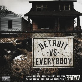 Detroit vs. Everybody Cover by Brett Lindzen