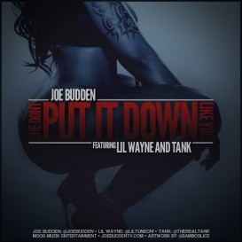 Joe Budden ft. Lil Wayne & Tank - Put It Down Cover by Brett Lindzen