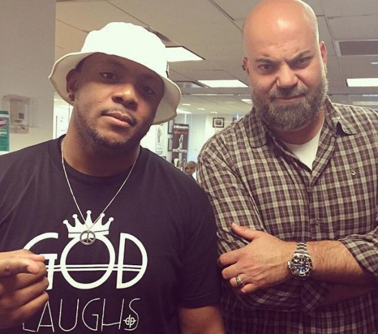Mr Porter and Paul Rosenberg