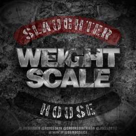 Slaughterhouse - Weight Scale Cover by Brett Lindzen