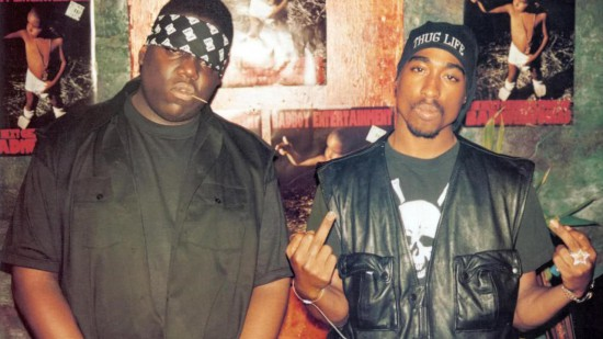 2Pac & The Notorious B.I.G.