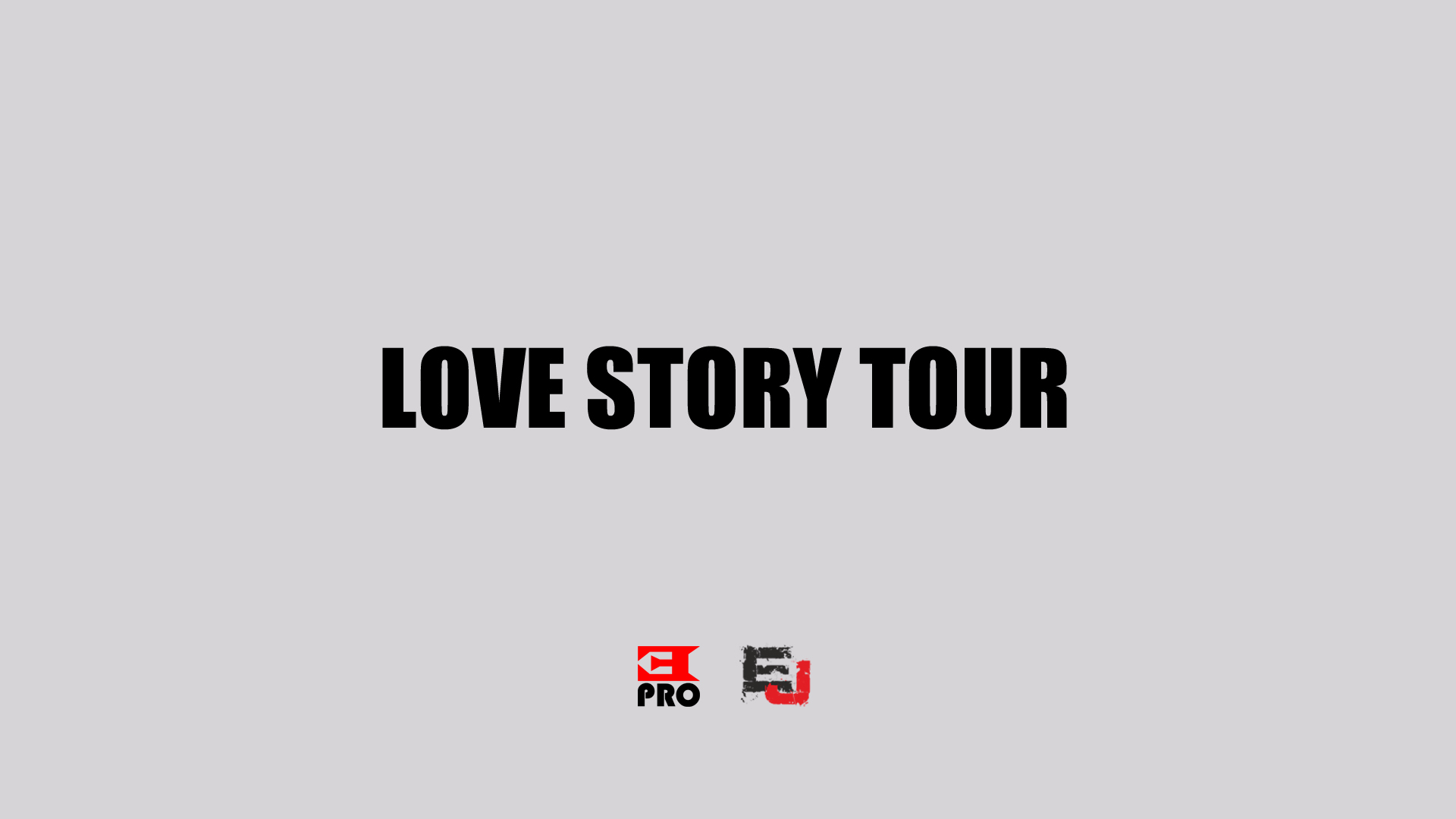 love story tour 1