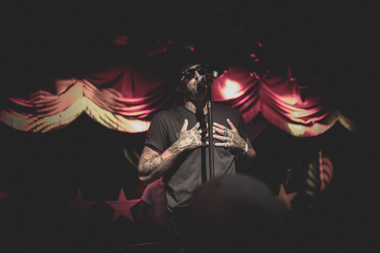 Love Story Tour: Yelawolf