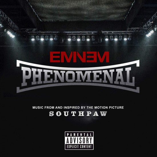 2015.06.02 - Eminem - Phenomenal Cover