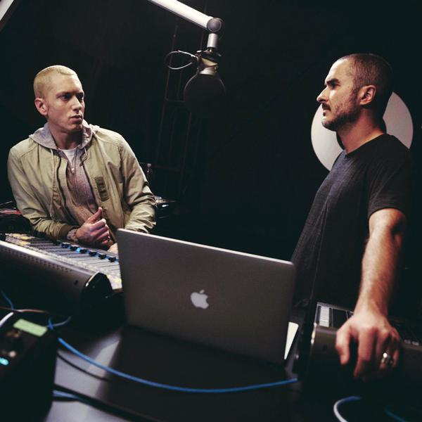 2015.06.24 - Eminem and Zane Lowe