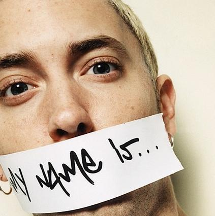 Eminem My name is