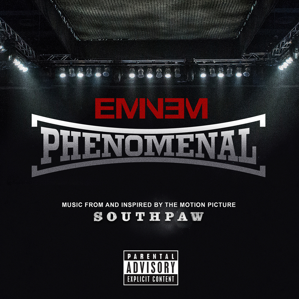 Eminem Phenomenal Cover Exlisit