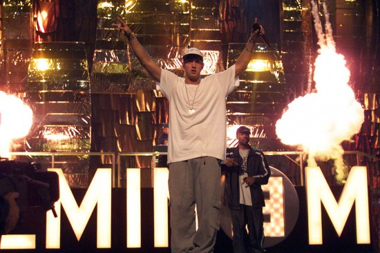 2000 MTV Video Music Awards Rehearsals