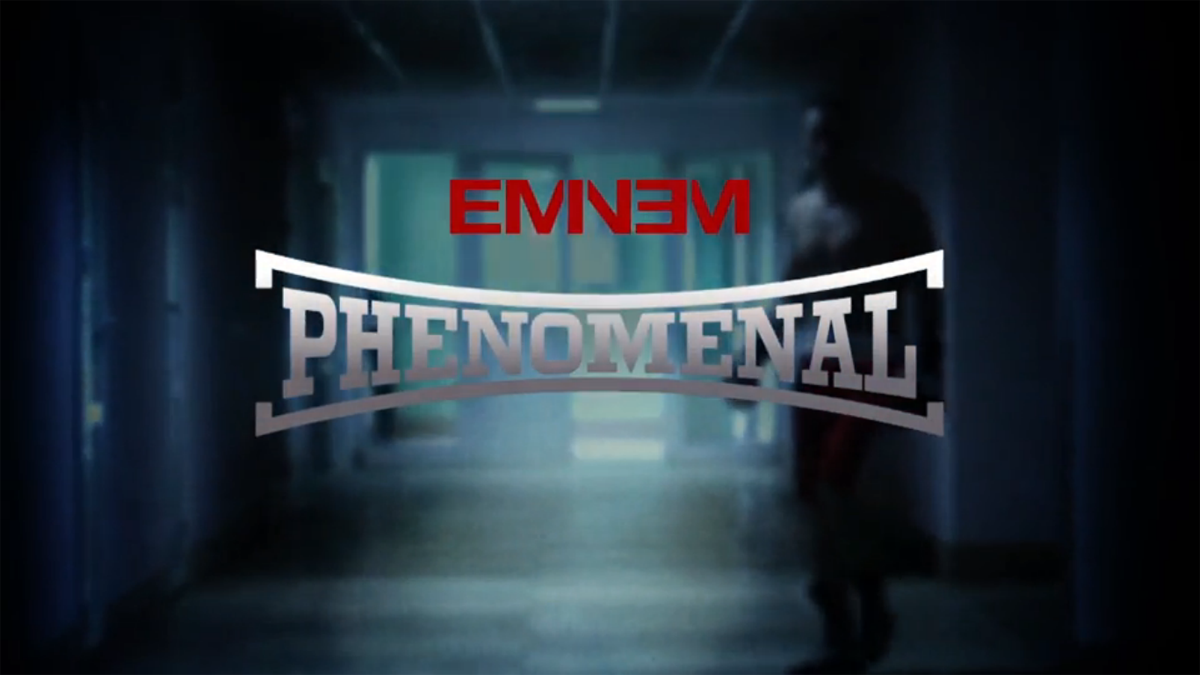 Phenomenal - Lyric- видео