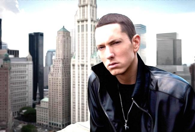 Eminem Detroit Not Afraid 2010