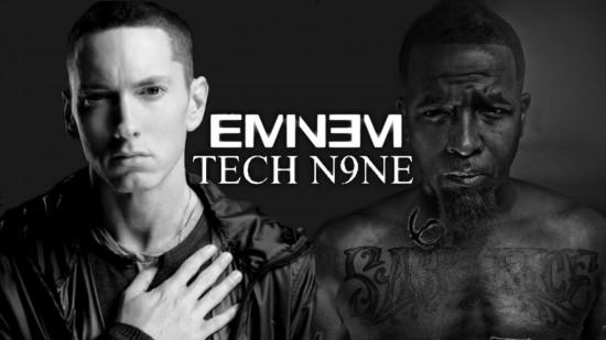 Tech N9ne обсуждает композицию, записанную совместно с Eminem
