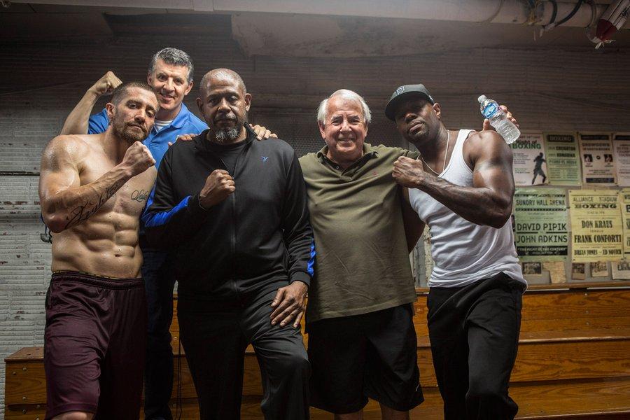 Southpaw: Питер Ричи «боксирует» с Голливудом