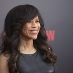 Actress Rosie Perez attends the premiere of Southpaw in New York July 21, 2015