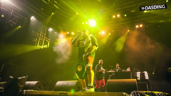 D12 - Live Openair Frauenfeld 2015 (Switzerland 11/07/15) by Niko Neithardt