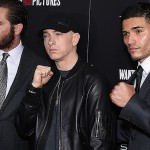 Eminem, Jake Gyllenhaal & Miguel Gomez 2