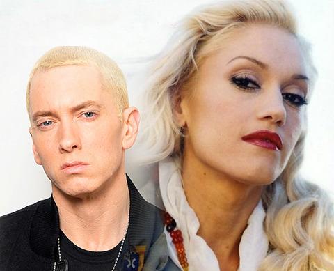 Eminem and Gwen Stefani