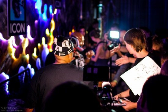 Meet and Greet с группой D12 Russia Eminem.Pro Moscow 2015