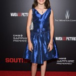 Oona Laurence Southpaw in New York July 21, 2015