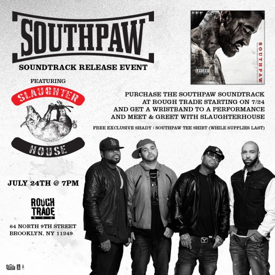 Slaughterhouse Meet & Greet at Rough Trade NYC