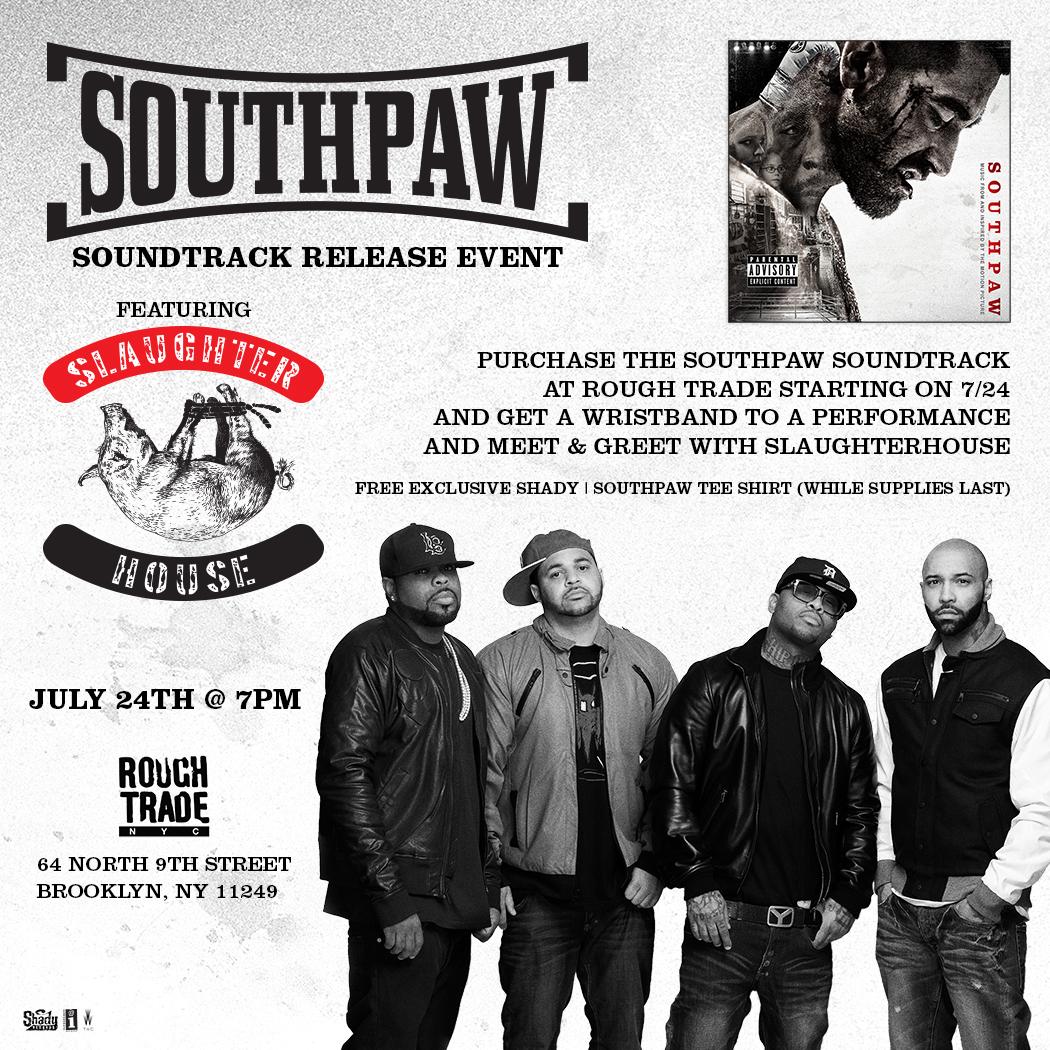 Slaughterhouse Meet & Greet at Rough Trade NYC