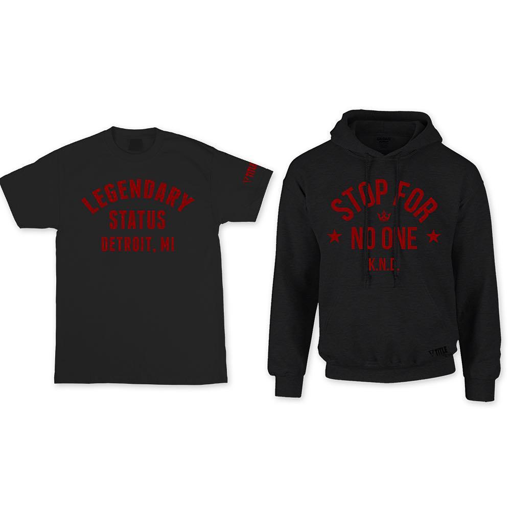 Eminem Shady Records Southpaw Hoodie + Digital Album