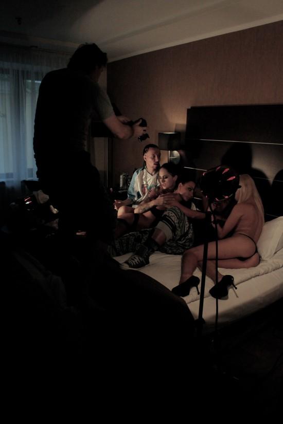 Bizarre и Struggle da Preacher сняли клип в Москве (18+)
