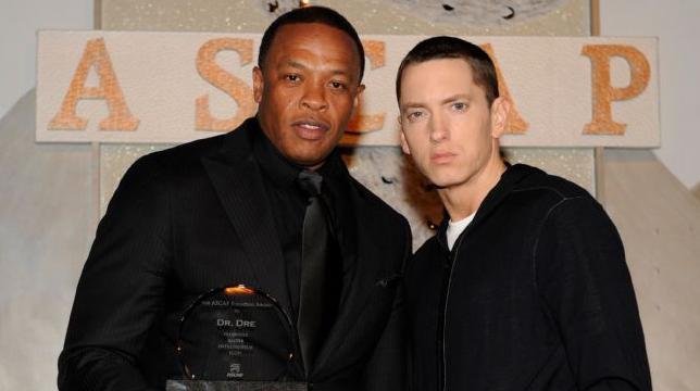 Dr. Dre, Eminem и Kendrick Lamar готовят саундтрек для фильма Straight Outta Compton