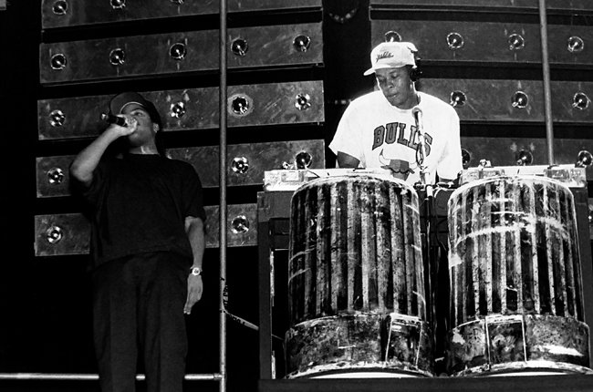 Ice Cube Says Dr. Dre Releasing 'Straight Outta Compton' Soundtrack August 1st