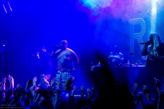 D12 in Moscow Russia (Red Club) Eminem.PRO 09.07.2015