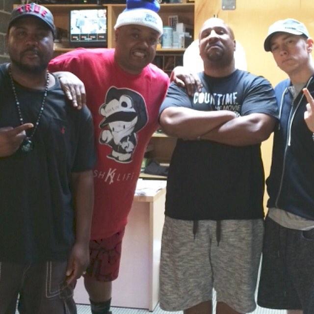 2015.08.21 - D12 Bizarre, Kuniva, Swifty, Eminem