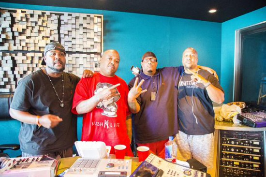 2015.08.22 - D12 and King Gordy