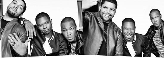 Актёры Straight outta Compton 3