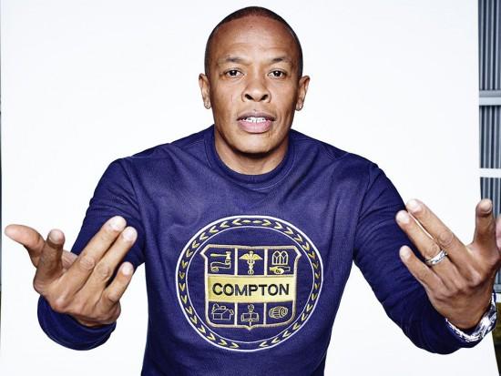 Dr Dre Compton EJ 23 2015