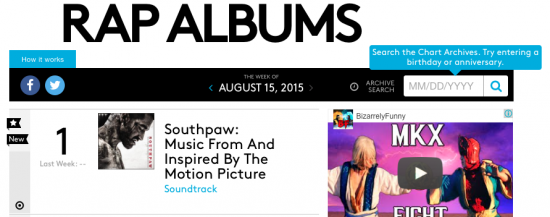 Southpaw Billboard 6