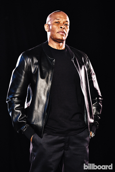 Dr. Dre 2015 Billboard